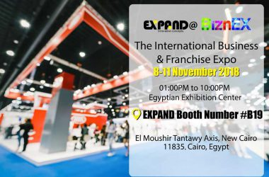 the international Business and Franchise Expo
